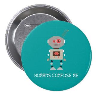 Los seres humanos me confunden pins