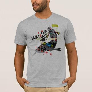 Los seres humanos son camisa muerta