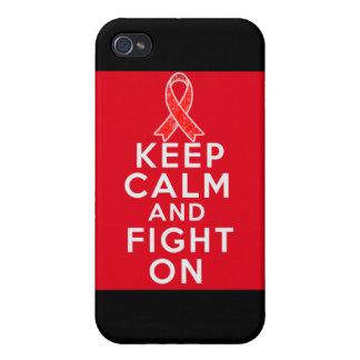 Los SIDA guardan calma y siguen luchando iPhone 4 Coberturas