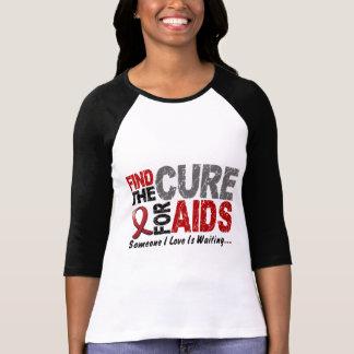 Los SIDA/VIH encuentran la curación 1 Camiseta