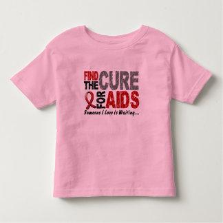 Los SIDA/VIH encuentran la curación 1 Playera De Bebé