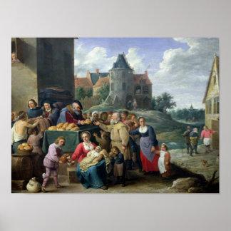 Los siete actos de la misericordia póster