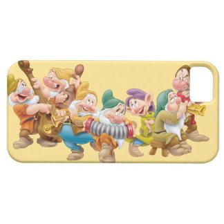 Los siete enanos 3 iPhone 5 funda