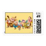 Los siete enanos 3 sello