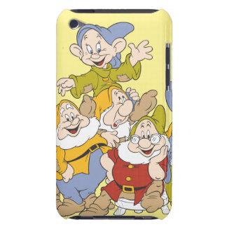 Los siete enanos 4 iPod touch Case-Mate fundas