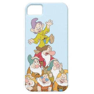 Los siete enanos 5 funda para iPhone 5 barely there