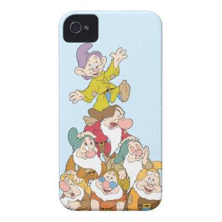 Los siete enanos 5 iPhone 4 fundas