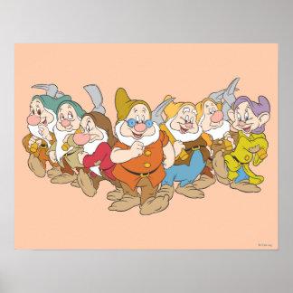 Los siete enanos 6 impresiones