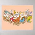 Los siete enanos 6 póster