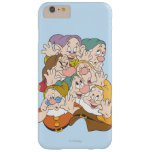 Los siete enanos funda barely there iPhone 6 plus