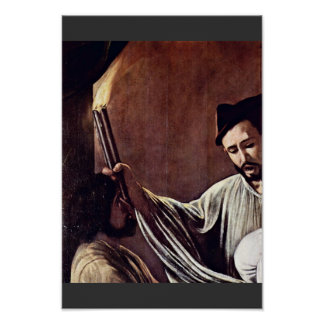 Los siete trabajos del detalle de la misericordia impresiones