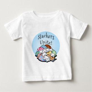 Los Slackers unen Playera De Bebé