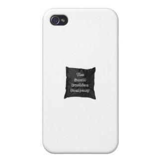 Los Small Cushion Company iPhone 4 Funda
