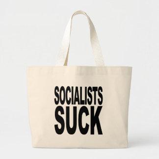 Los socialistas chupan bolsa