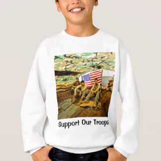 Los soldados de OEF, apoyan a nuestras tropas Poleras