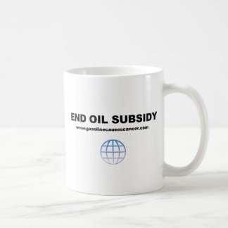 Los subsidios del aceite del extremo liberan el pl taza