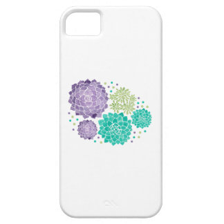 Los Succulents iPhone 5 Case-Mate Protectores