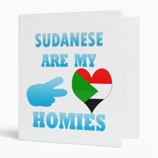 Los sudaneses son mi Homies