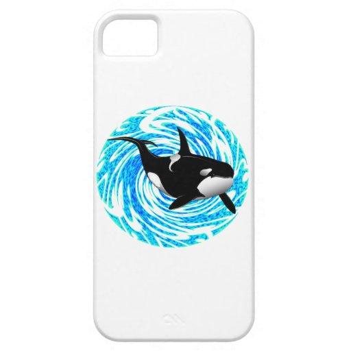 LOS SUEÑOS DE LA ORCA iPhone 5 CARCASAS