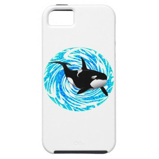 LOS SUEÑOS DE LA ORCA iPhone 5 Case-Mate CÁRCASA