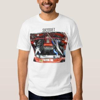 Los sueños hicieron verdad - SR20DET Camisas