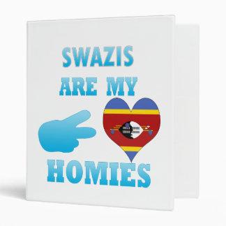 """Los Swazis son mi Homies Carpeta 1"""""""