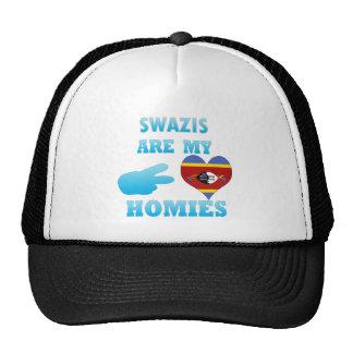 Los Swazis son mi Homies Gorra