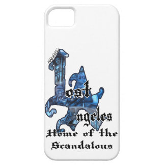 Los(t) Angeles oldstyle iPhone SE/5/5s Case