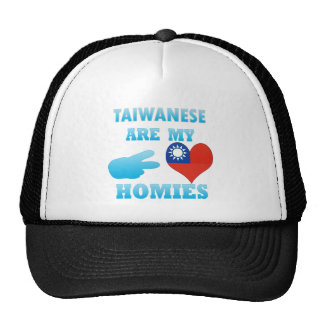 Los taiwaneses son mi Homies Gorros
