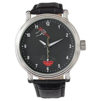 Los tallarines son el mejor relojes