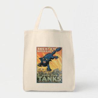 ¡Los tanques! Bolsas De Mano
