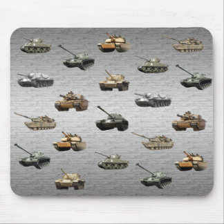 Los tanques de los militares de los E E U U Tapetes De Ratones