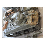 Los tanques de WWII Postales