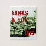 Los tanques mucho - rompecabezas