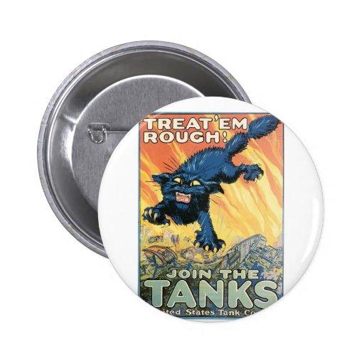 ¡Los tanques! Pins