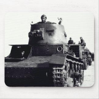 Los tanques polacos de WWII Alfombrillas De Ratón