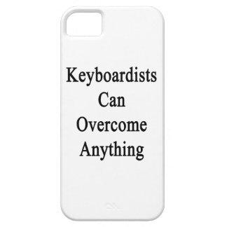 Los teclistas pueden superar cualquier cosa iPhone 5 cárcasas