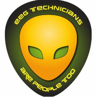 Los técnicos de EEG son gente también Escultura Fotográfica