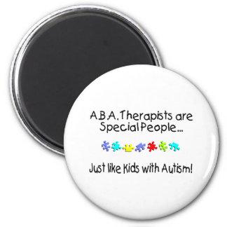 Los terapeutas del ABA son gente especial apenas c Imanes