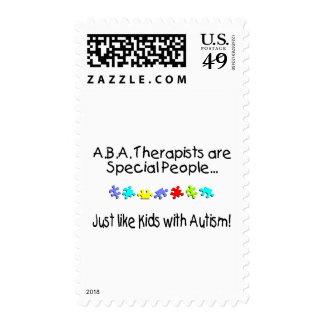 Los terapeutas del ABA son gente especial apenas Envio