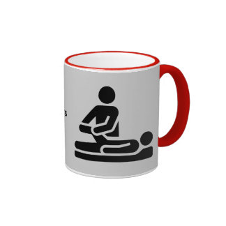 Los terapeutas físicos son el mejor taza a dos colores