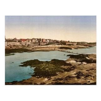 Los terraplenes del bey magnífico St Malo clas Tarjetas Postales