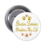 Los terrieres de Boston aclaran mi vida Pins