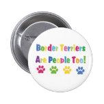 Los terrieres de frontera son gente también pins