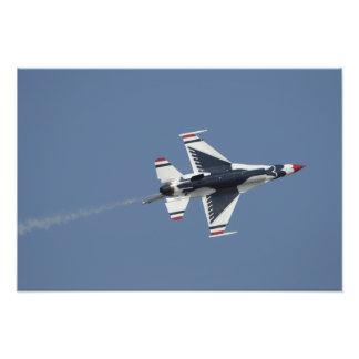Los Thunderbirds de la fuerza aérea de los Fotografía