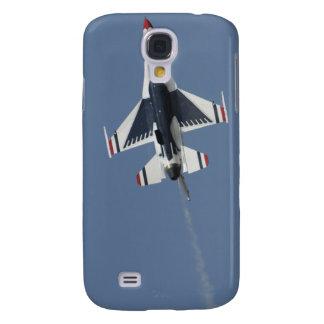 Los Thunderbirds de la fuerza aérea de los