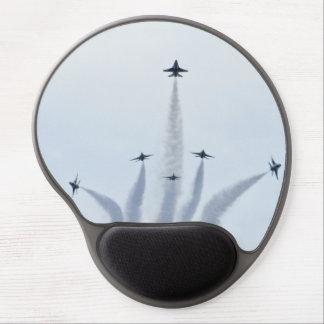 Los Thunderbirds partieron la formación Alfombrilla Gel