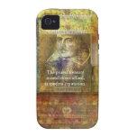 Los tiempos mortales del tesoro más puro permiten  Case-Mate iPhone 4 carcasas
