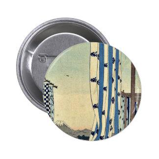 Los tintóreo cuartean, Kanda por Ando, Hiroshige U Pin