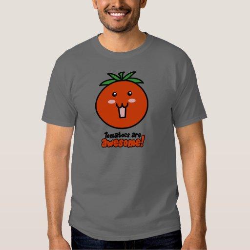 Los tomates son impresionantes playera